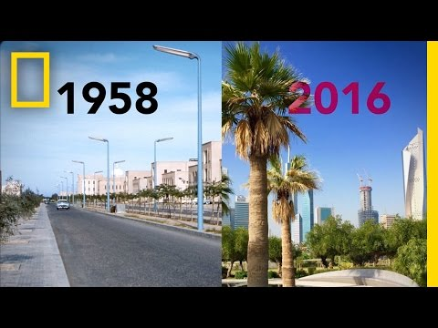 See How Life Has Changed in the Middle East Over 58 Years |