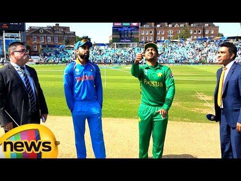 Ind VS Pak Final | Champions Trophy 2017 | Virat Kohli Wins Toss | Pakistan To Bat