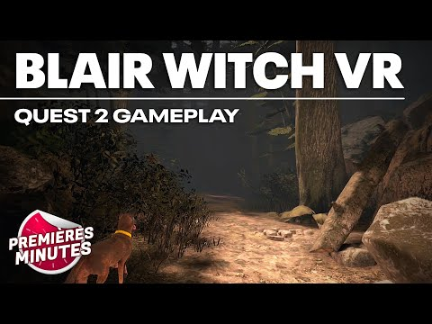 Blair Witch VR - Gameplay Oculus Quest | Quest 2