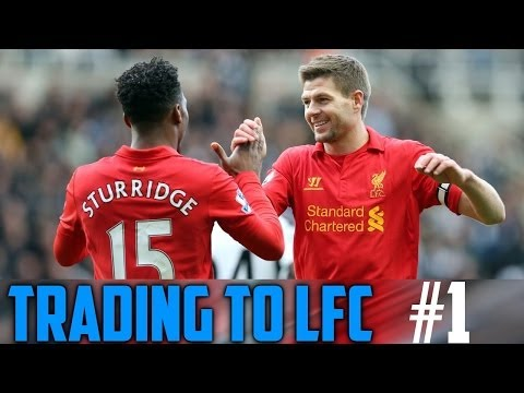 FIFA 14: Trading to Liverpool FC #1