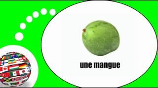 Французского видео урок = плоды