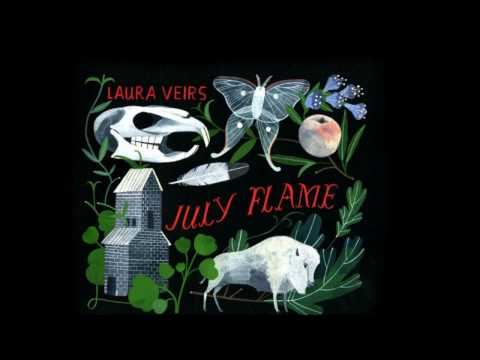 Laura Veirs - I Can See Your Tracks (w/ lyrics)