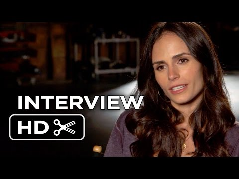 Furious 7 Interview - Jordana Brewster (2015) - Paul Walker, Vin Diesel Movie HD