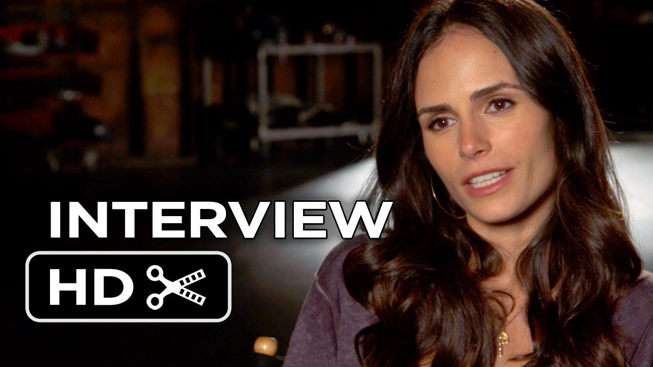 furious 7 interview - jordana brewster (2015) - paul walker, vin