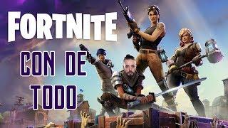 CON DE TODO - FORTNITE - 13 Macabras Kills
