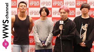 感覚ピエロがカウントダウン・ジャパンで語る!「単独ワンマンのリベンジをしたい」<COUNTDOWN JAPAN 19/20>