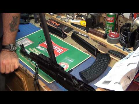 AK 47- Parabellum Armament AKARS Installation