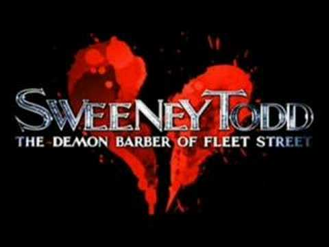 Sweeney Todd - Epiphany - Full Song