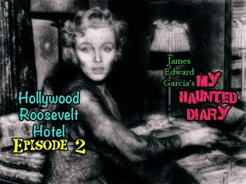Roosevelt Hotel Marilyn Monroe Ghost Paranormal Investigations P2 My Haunted Diary