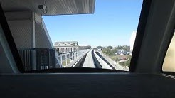 01/20/14 Jacksonville Skyway Central to Convention Center