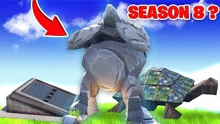 Fortnite Season 7 Leaks - *NEW* SECRET Statue is MOVING! (Fortnite Battle Royale)