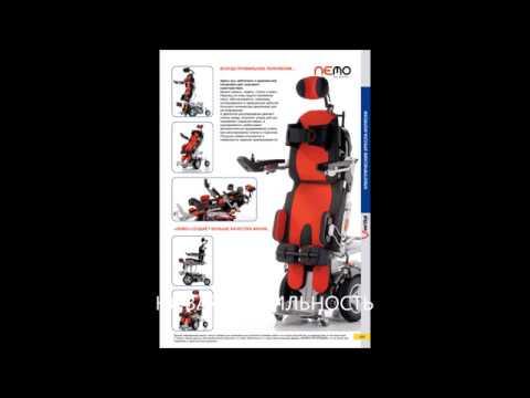 дорогая болезнь инвалидной коляски с электроприводом Nemo 1 595
