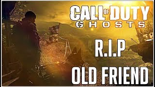 CoD Ghosts Is Dead! R.I.P Old Friend...
