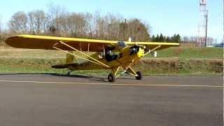 Самолёт Piper Cub
