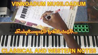 VINNODUM MUGILODUM / CLASSICAL AND WESTERN NOTES / MY MUSIC MASTER