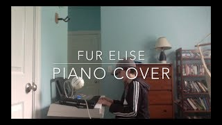 Fur Elise - Ludwig Van Beethoven - Piano Cover