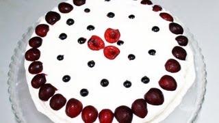 Как приготовить пирог СМЕТАННИК. Видео рецепт(Известный рецепт популярного пирога