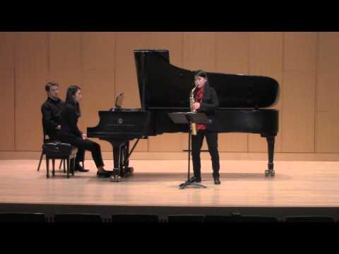 Paul Creston - Concerto for Alto Saxophone, Op. 26