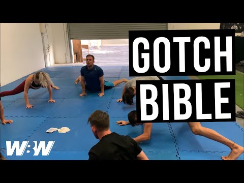 Gotch Bible (Deck of Cards Workout) | WORLD-BEATER WRESTLING