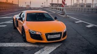 Почему сломалась SUPRA? Audi R8 сказала нам нет!