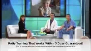 Easy Potty Training Within 3 Days Guaranteed!
