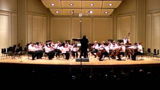 Concert Orchestra Concert 2012- Celebration for A New Day .WMV