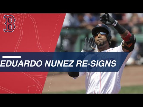 Nunez returns to Red Sox after signing deal