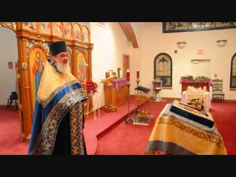 Kursk Icon Visits St. Mary's Church - Bluefield, WV