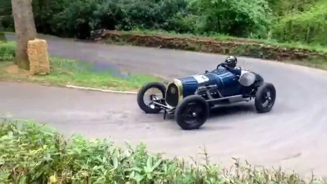 Devon Hill Climb Pre-war Racing Cars