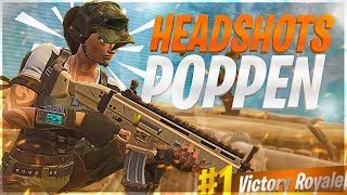 HEADSHOTS POPPEN MET TWITCH PRIME PACK #2! ft. DutchHawk (Fortnite - Nederlands PC)