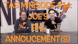 The Andy Show TV Minisode #14: MAJOR announcement