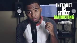 Internet Vs Street Marketing | Drumdummie Speaks 003 (Music Industry Tips)