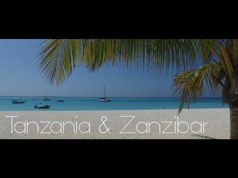 Africa-Tanzania & Zanzibar (DJI OSMO & GoPro)