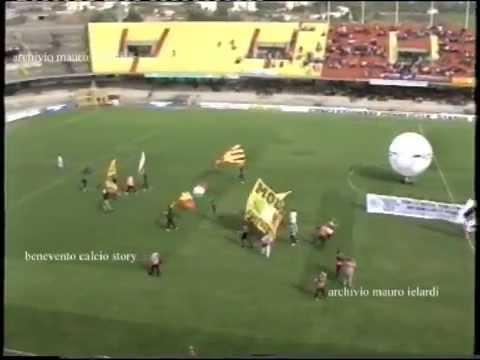 Benevento Savoia 5 a 4  del 1 ottobre 2000 serie C1