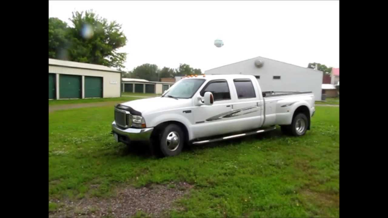 2004 Ford F350 Super Duty Lariat Crew Cab Pickup Truck For Sale Sold At Auction July 10 2013
