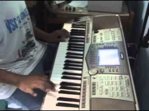 MULTI PAD TEST YAMAHA PSR 2100