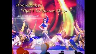 แอน มิตรชัย เต้นแขก ( Annmitchai - India Dance Queen Birthday 2013 )