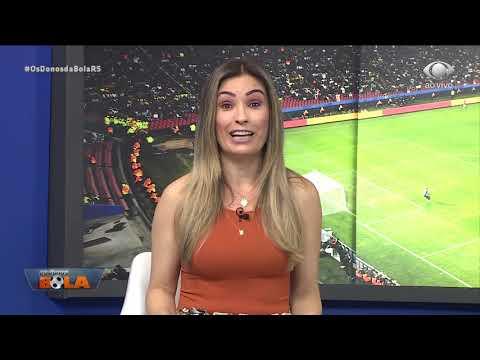 Os Donos da Bola RS - 22/10/2018