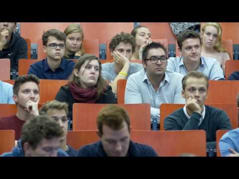 Lezing Johan Van Overtveldt op VGD & VEK Recruitment Tax Event