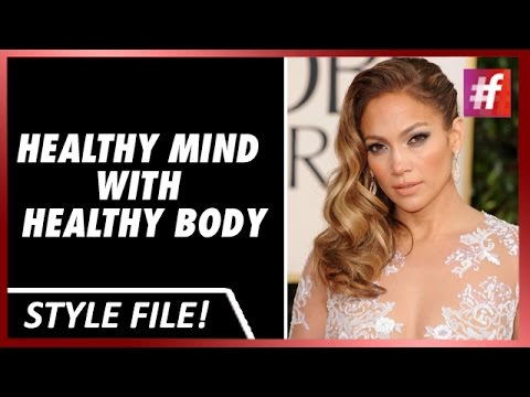 J Lo Says No to Caffeine And Alcohol!
