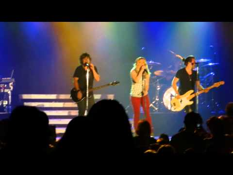 The Band Perry covers Uptown Funk (5-29-15)