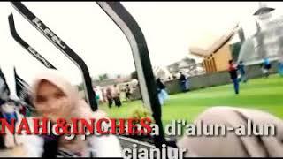Vlog pertama paling nervers-alun_alun cianjur