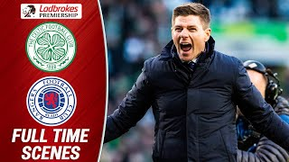 Download Mp3 Steven Gerrard Celebrates Celtic Park Victory! | Celtic 1-2 Rangers | Ladbrokes