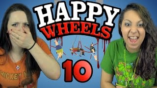 THE HUMAN BLENDER | Happy Wheels | 10