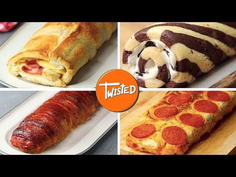 11 Ultimate Party Food Rolls