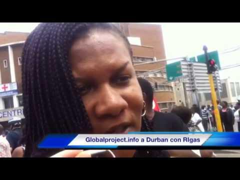03.12.11 - Durban - In corteo Ogoni - Nigeria