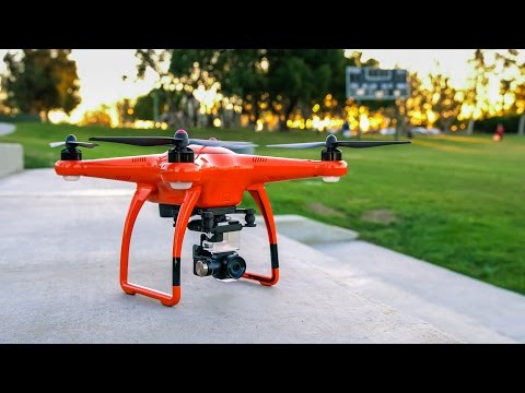 Thumbnail: The BEST Drone for Beginners // Autel X-Star Drone 4K