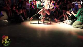 Siberian Dancehall Contest 2014   DHQ FINAL Julia vs Maracuja win vs Belladonna Thumbnail