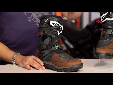 Alpinestars Belize Drystar Boots Review at