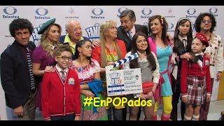 """""""UNA FAMILIA DE 10"""" Pizarrazo inicio grabaciones SEGUNDA TEMPORADA #UnaFamiliaDe10 // #EnPOPados"""